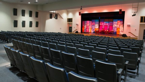 Susan B. Katz Theatre
