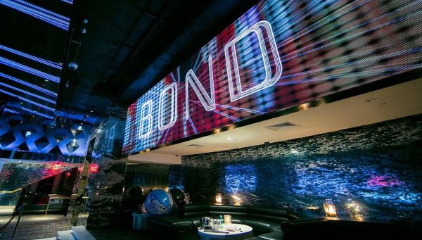 The Bond Nightclub at the SLS Baha Mar